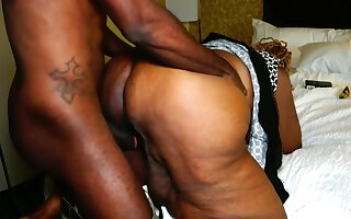 Ghetto Mother Bbw Anal Helpmate Up